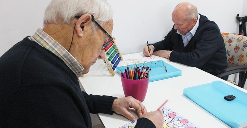 Programara para tratar el Alzheimer en Jerez utilizando actividades específicas