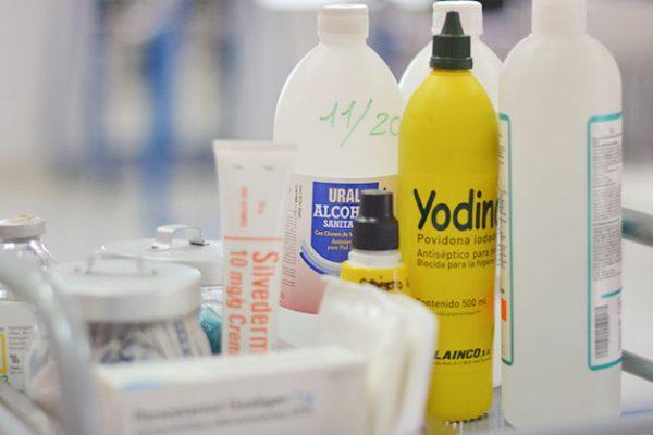 Servicios básicos de enfermería